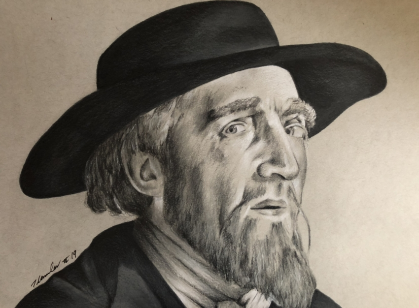 Ron Moody by TraceyLawler
